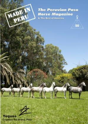 Cover of the Issue 50